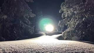 # Occupy Olallie 2018 I Oregon Cold Winter Snow Camping 1/4