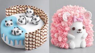 More Amazing Cake Decorating Compilation | Most Satisfying Cake Videos