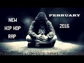 Lagu New Hip Hop Rap Songs February 2016 - Best Club Music Hits Mix 2
