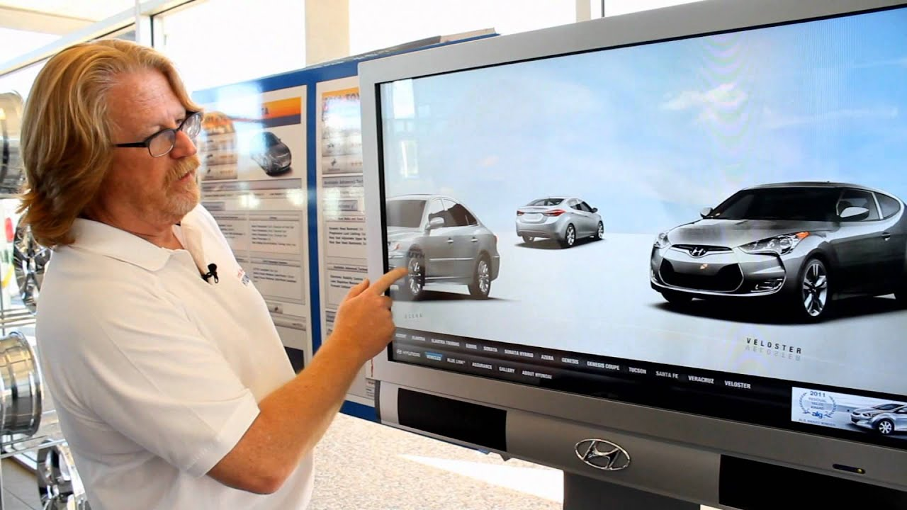 A Houston Hyundai Dealer Paul Peebles Gives A Tour Of North Freeway Hyundai In Spring Tx