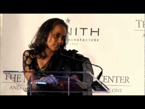 Arundhati Roy Acceptance Speech at the Norman Mailer 3rd Benefit