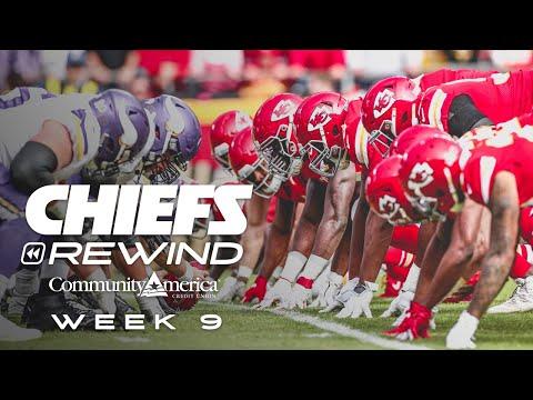 Chiefs vs. Vikings Week 9 Recap | Chiefs Rewind