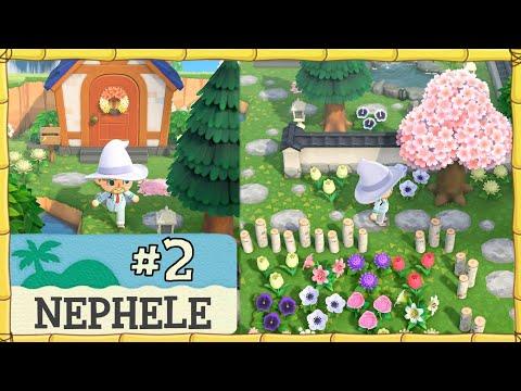 Animal Crossing: New Horizons Island Tour #2 - Nephele