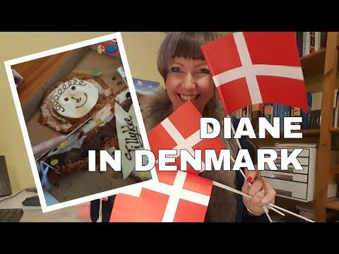 🇩🇰 How we celebrate birthdays in Denmark!