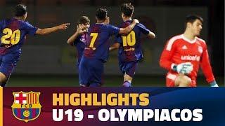 Olympiakos Piraeus 0 - 0 FC Barcelona