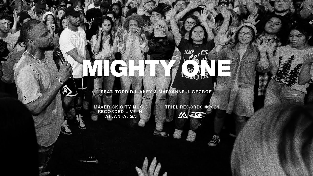 Download Mighty One (feat. Todd Dulaney & Maryanne J. George)