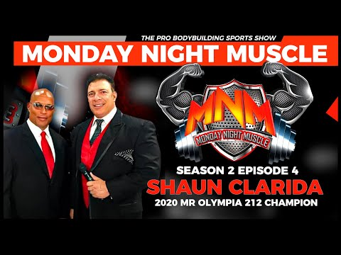 "Monday Night Muscle S2 Ep4 | 212 Mr. Olympia Champion Shaun ""The Giant Killer"" Clarida"