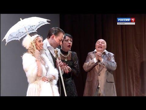 """В Костроме продолжается фестиваль """"Дни Островского"""""""