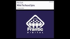 Mick Doyle - While The Record Spins (Frantic Digital)