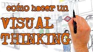 Cómo hacer un VISUAL THINKING / DRAW MY LIFE / WHITEBOARD ANIMATION