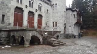 Castel Savoia, valle d'Aosta, Italy