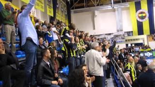 Fenerbahçe 59-64 Galatasaray -Kadın Basket- (Saldır Fener - Angel'ın son saniye üçlüğü)