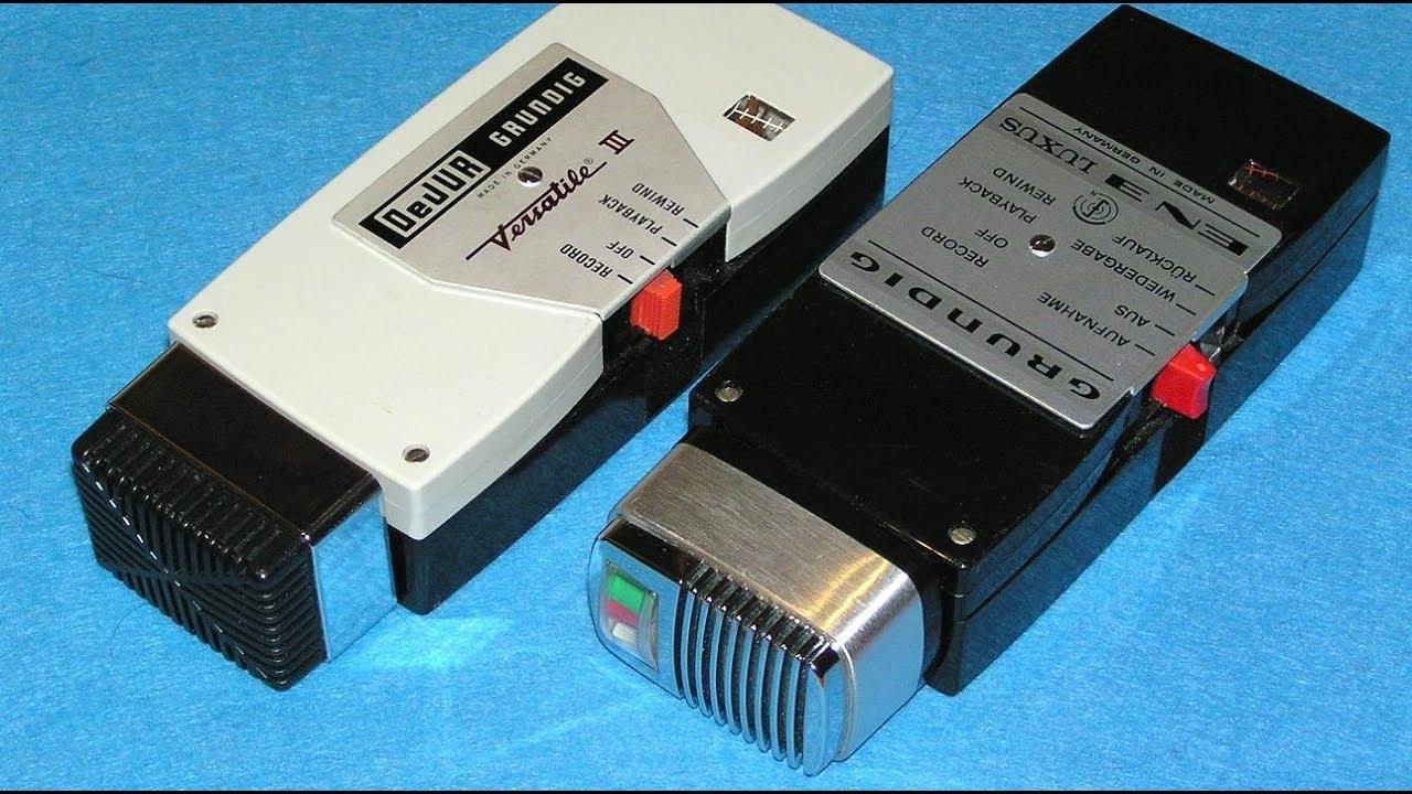 Grundig EN3 и другие форматы аудиокассет - other formats ...