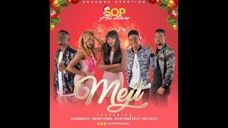 SOP ALLSTARS - MEJI - XMAS SONG 2017
