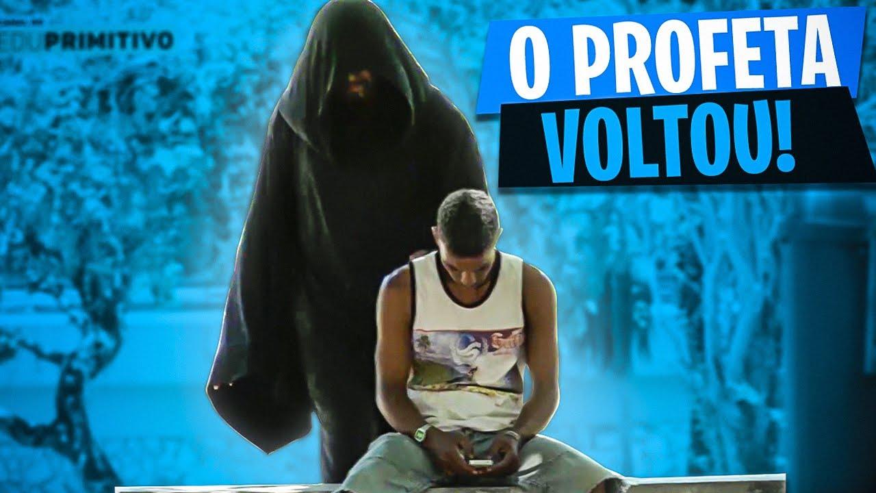 PEGADINHA - O PROFETA DA MORTE VOLTOU! #DESAFIO 159