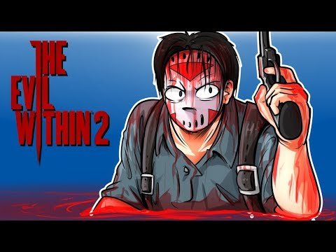 The Evil Within 2 - THE BLOOD FLOOD! (Clearing the lost out!) Episode 11!