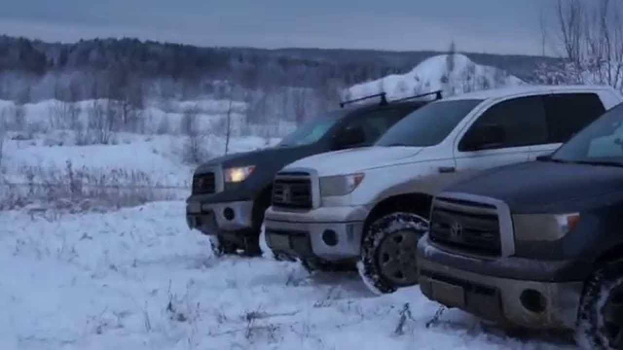toyota tundra vs ford f 150 raptor youtube. Black Bedroom Furniture Sets. Home Design Ideas