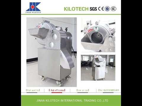 Vegetable dicer into cube ,strips, slicer, vegetable dicing machine into cube