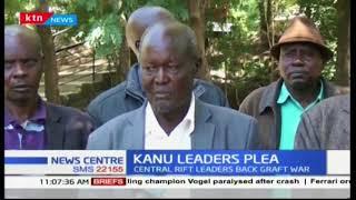 KANU leaders want Gideon Moi to succeed president Uhuru