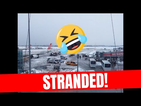 Travel Vlog: Stranded in Antalya - a Turkish detour