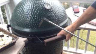 Big Green Egg Smoked Game Hens And Duck Breasts