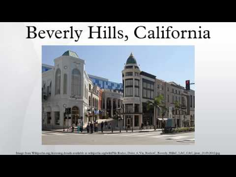 Beverly Hills, California