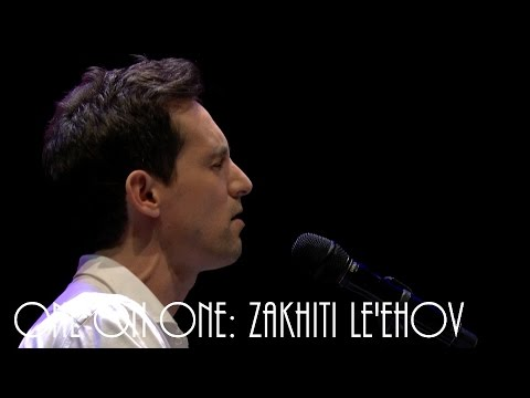 ONE ON ONE: Ivri Lider - Zakhiti Le'ehov Live 3/29/17 USA TO