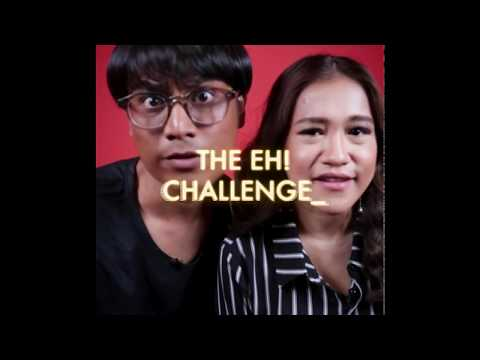 EH! Challenge With YSL Beauty ft. Erni Zakri & Sahir Sabri