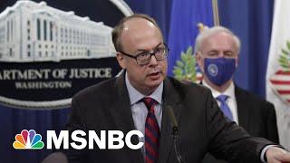 Jan. 6 Committee Subpoenas Trump Justice Dept. Official Jeffrey Clark