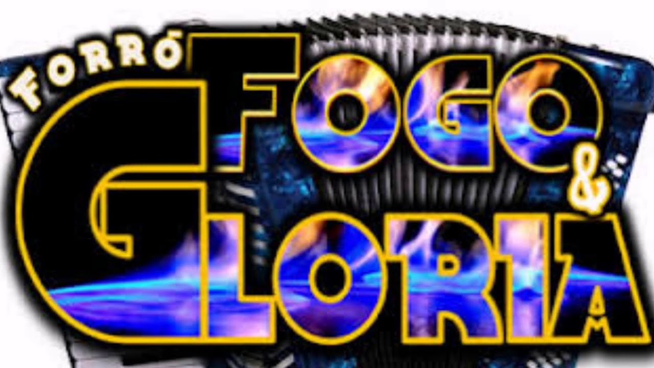 Forró Fogo e Glória vol 4 - forró Gospel