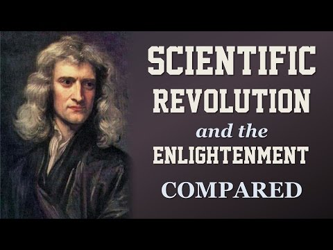 The Scientific Revolution and the Enlightenment Compared ...