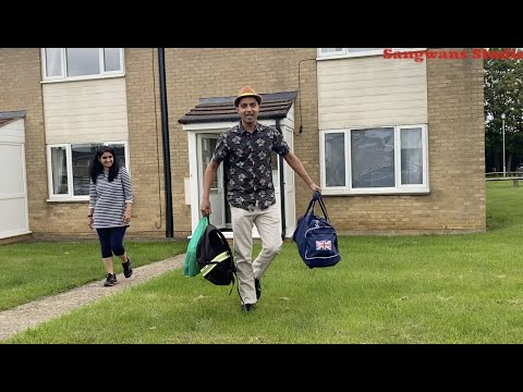 FREE TRIP TO ENGLAND WITH SANGWAN FAMILY| LET'S EXPLORE NEW PLACES| INDIAN FAMILY VLOGS| YOUTUBER