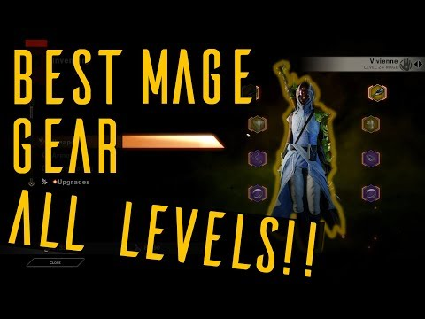 Best Mage Gear | All Levels: Dragon Age Inquisition