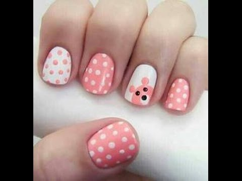 19 popular easy nail art designs for kids to do at home