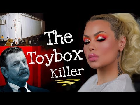 The ToyBox Mystery  David Parker Ray  GRWM MurderMystery&Makeup | Bailey Sarian