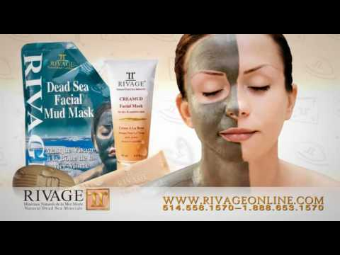 Rivage Natural Dead Sea beauty products
