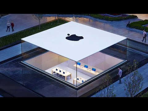 Every Apple Store In The World