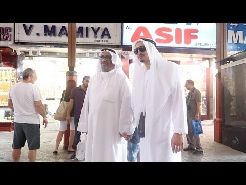WE STAAN ZO VOORSCHUT! + AANGERAND DOOR MAN! (DUBAI VLOG 5) - NESIM NAJIH VLOG #242