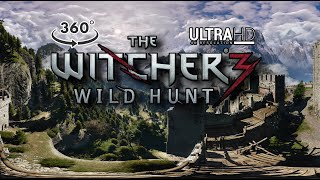 The Witcher 3 - Inside The World of: 360 Degree UHD thumbnail