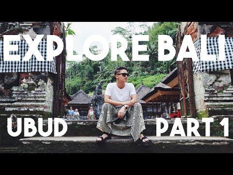 INDONESIA TRAVEL VLOG | SACRED MONKEY FOREST, MT. BATUR HIKING, TEMPLES!! | BALI UBUD