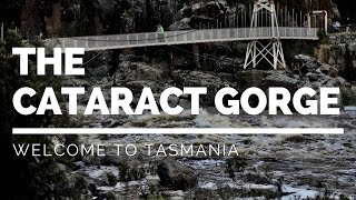 Welcome to Tasmania: The Cataract Gorge in FLOOD