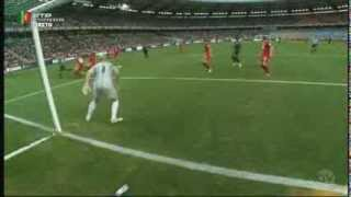 Amazing Goal by Nani Portugal VS Luxemburgo