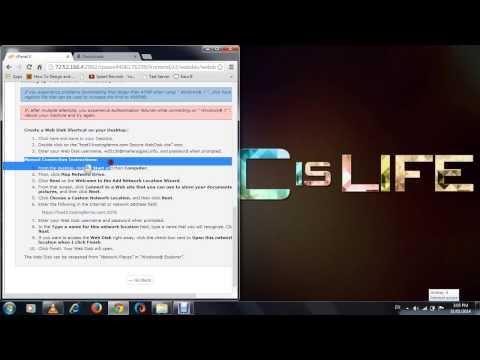 Web Disk Error----------------- By MahaRajGanj