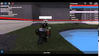 Roblox H.A.U Training (Hosted by: FinalDispute) #1: My First Video