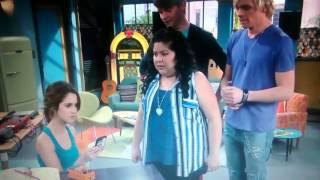 Austin y Ally 4: Ally se enoja con trish y Austin