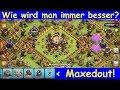 [93] Wie werde ich in COC immer besser ? Sky ist Maxedout ! Clash of Clans | Deutsch German
