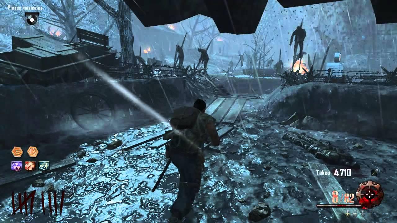 Black Ops 2 Origins Takeo