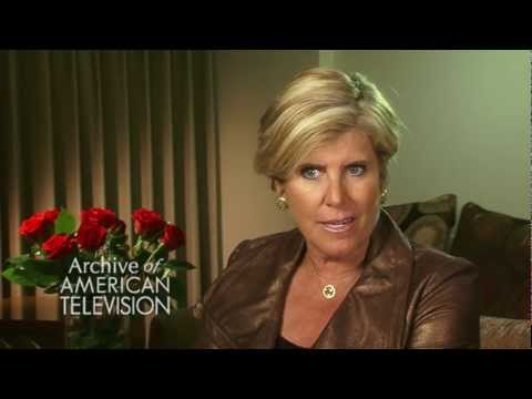 "Suze Orman on Kristen Wiig's parody of her on ""Saturday Night Live"" – EMMYTVLEGENDS.ORG"