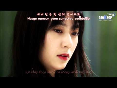 [Vietsub - Kara] f(Krystal) - All Of A Sudden (My lovely Girl OST part 2)
