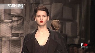 ANTONIO MARRAS Full Show Milan Fashion Week Autumn Winter 2011 2012   Fashion Channel